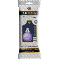 Салфетки парфюмированные AROMA Top Line